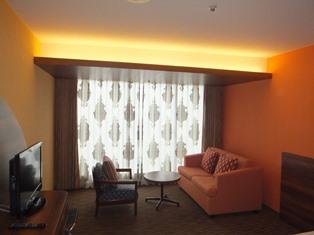 サンマリーナホテル客室